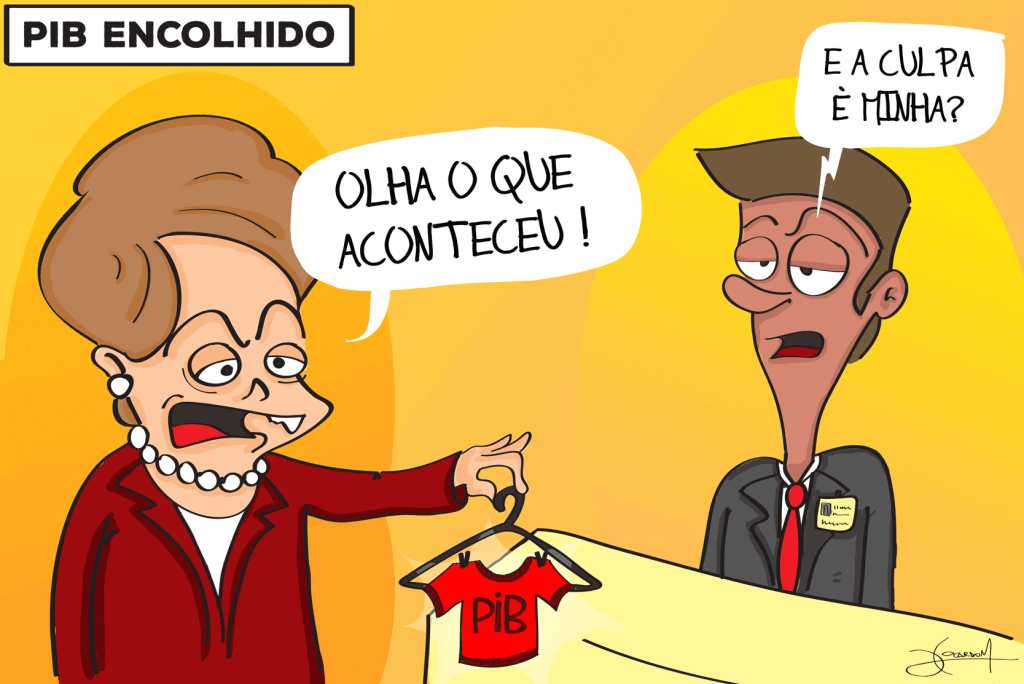 Charge: psdb.org.br