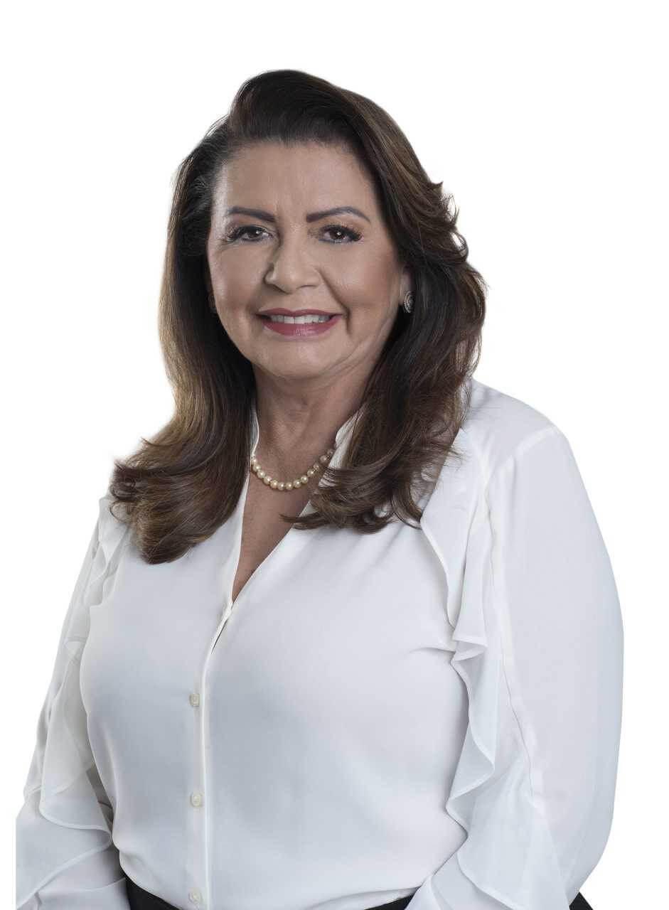 Foto: Governadora de Roraima, Suely Campos (g1.globo.com)