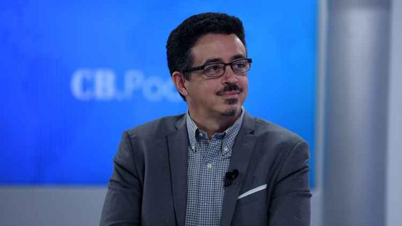 Ministro da Cultura, Sérgio Sá Leitão (foto: Ed Alves/CB/D.A Press)