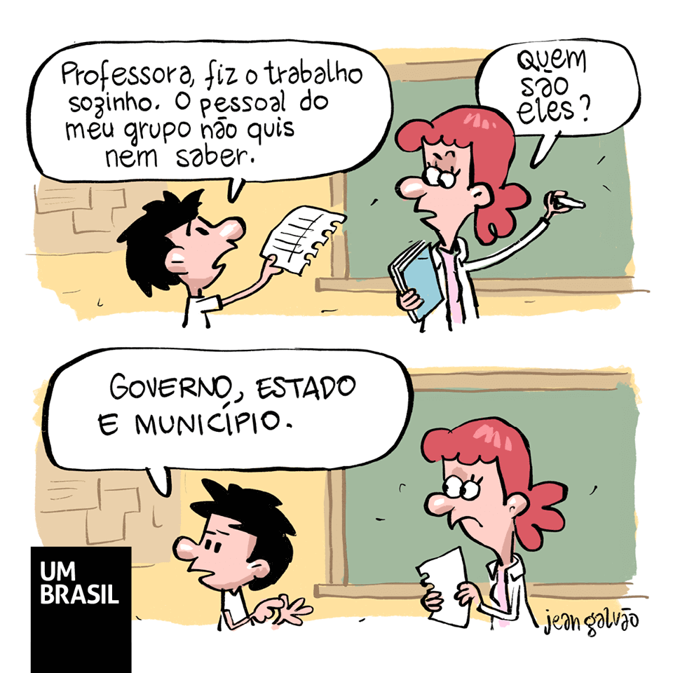 Charge: Jean Galvão