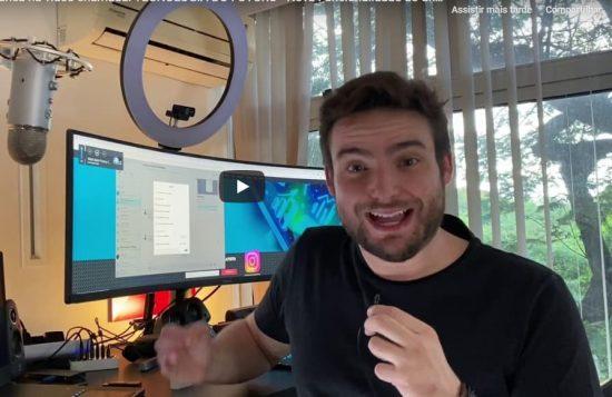 Palestrante de Tecnologia Tony Ventura blog