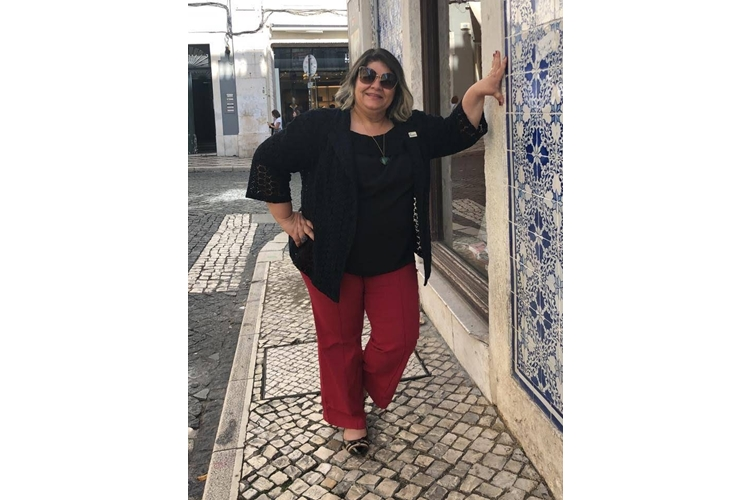 Ieda Maria Alves Miranda, empresária brasiliense