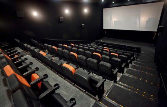Cinema no DF