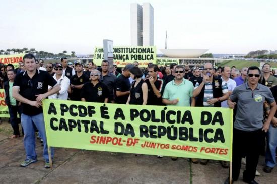 Policiais civis / PCDF Fundo Constitucional
