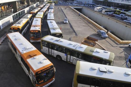 auditoria ônibus