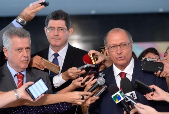 Rollemberg pode ser vice de Alckmin