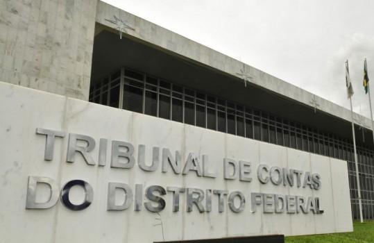 TCDF fachada - tribunal de contas auxílio-moradia