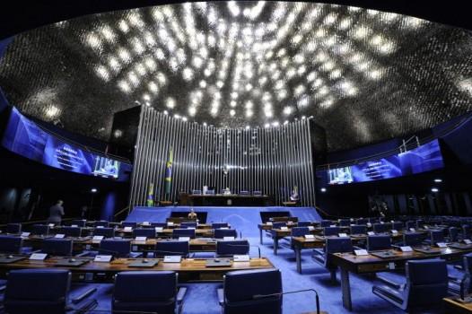 Plenário do Senadores do DF