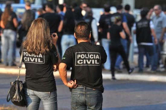 Polícia Civil - Rollemberg prepara nova proposta