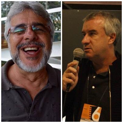 Montagem Paulo Fona e Luciano Suassuna