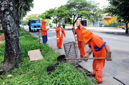 SLU Limpeza Urbana - coleta de lixo