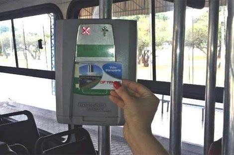 Bilhetagem automática