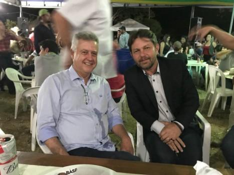 Rollemberg e Joe