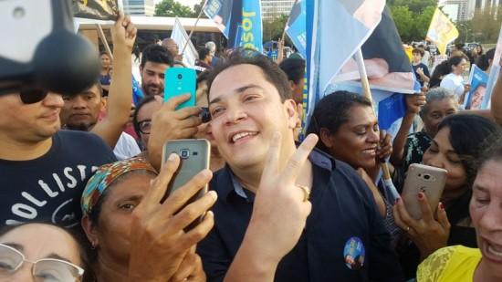 José Gomes distrital mais rico