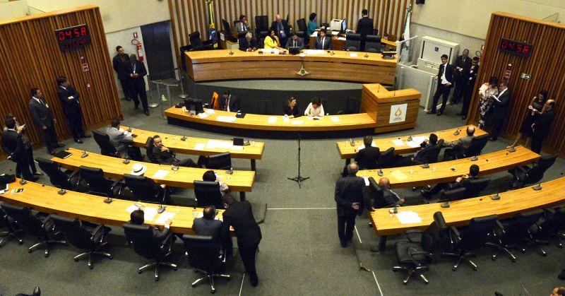Câmara Legislativa LDO