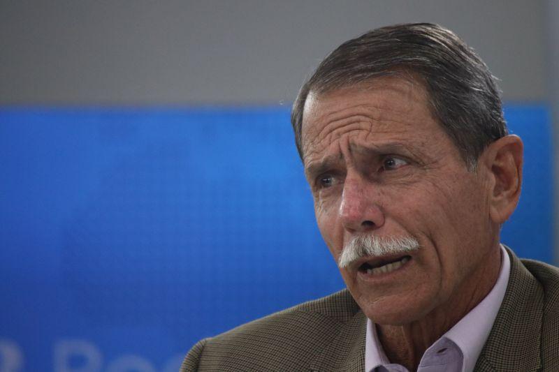 #Entrevista com o general Paulo Chagas