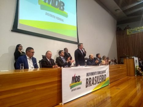 Convenção do MDB/DF