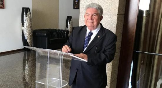 José Carlos Couto de Carvalho, Subprocurador-geral aposentado do Ministério Público Militar (MPM), três vezes ex-presidente e atual vice-presidente da Associação Nacional do MPM
