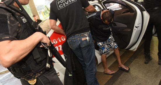 PCDF prende membros de facção criminosa