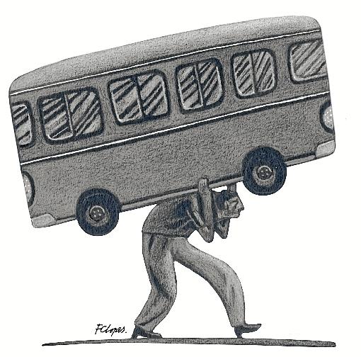 Transporte púbico