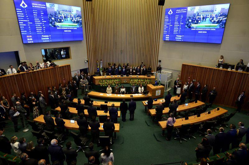 Câmara Legislativa do DF CLDF