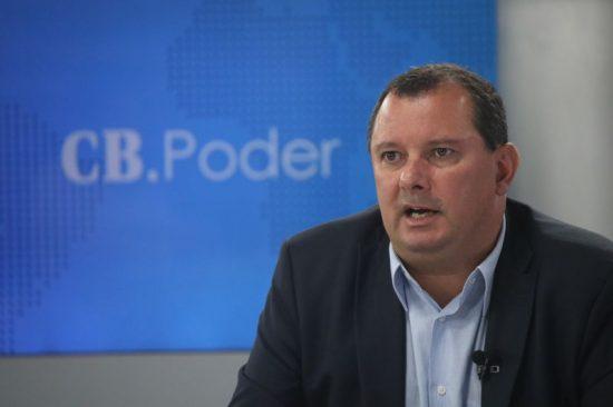 Arthur Trindade conselheiro do Fórum Brasileiro de Segurança Publica.