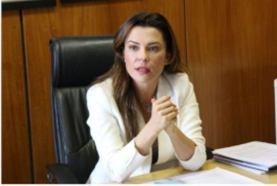 - Marcela Passamani - secretaria de justiça e cidadania