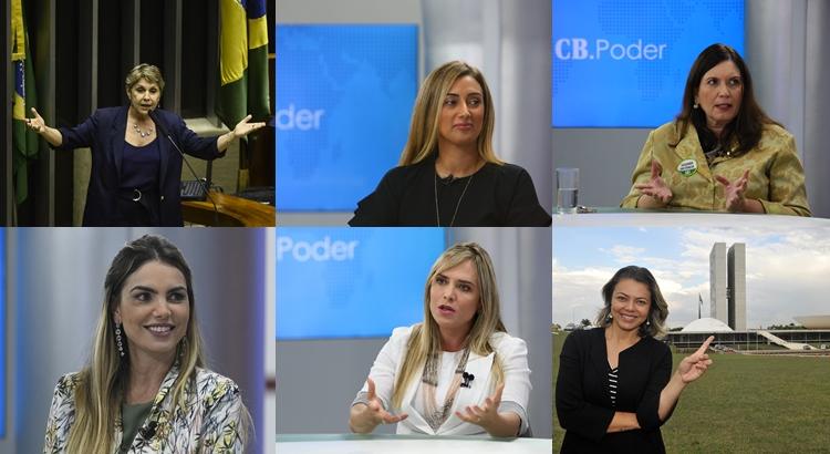 Mulheres política do DF