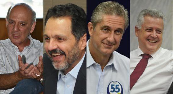 ex-governadores de Brasília