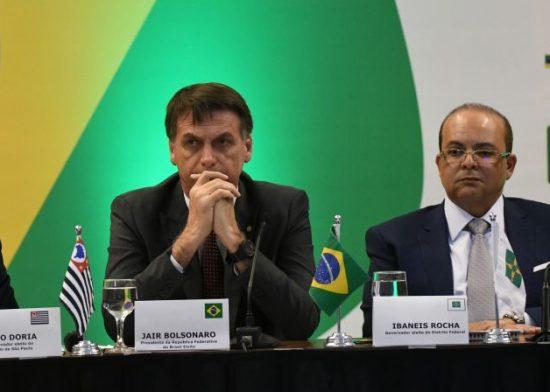 Ibaneis e Bolsonaro