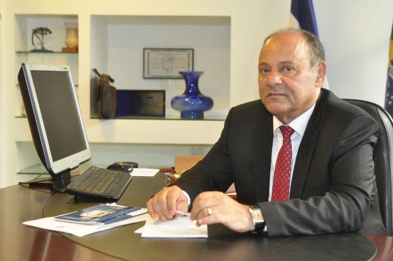 Edson Castro, presidente do Sindivarejista.