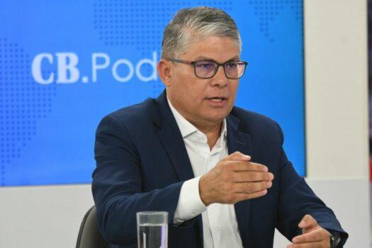 Francisco Araújo, secretário de saúde fala sobre covid-19