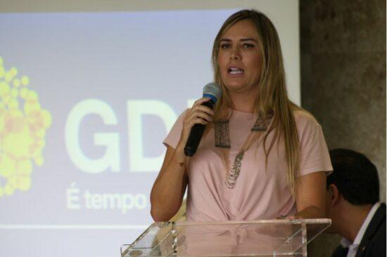 Celina Leão secretária de Esportes do DF