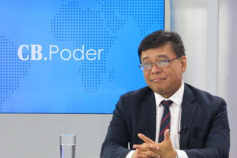 Osnei Okumoto, Secretário de Saúde do Distrito Federal