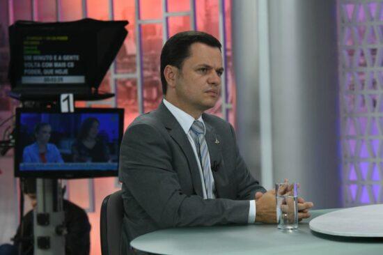 Secretário de Segurança Pública do DF, Anderson Torres