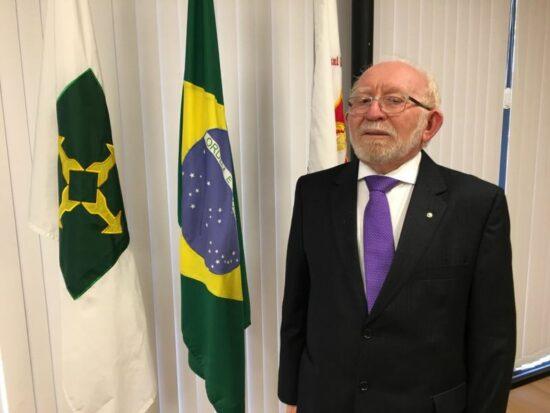Romão Cícero de Oliveira, desembargador e presidente do TJDFT