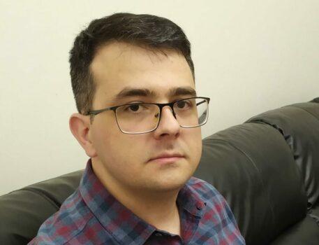 Paulo Angelo Alves Resende, coordenador do Observatório de Predição e Acompanhamento da Epidemia Covid-19 (PrEpidemia) da UnB Crédito: Arquivo pessoal