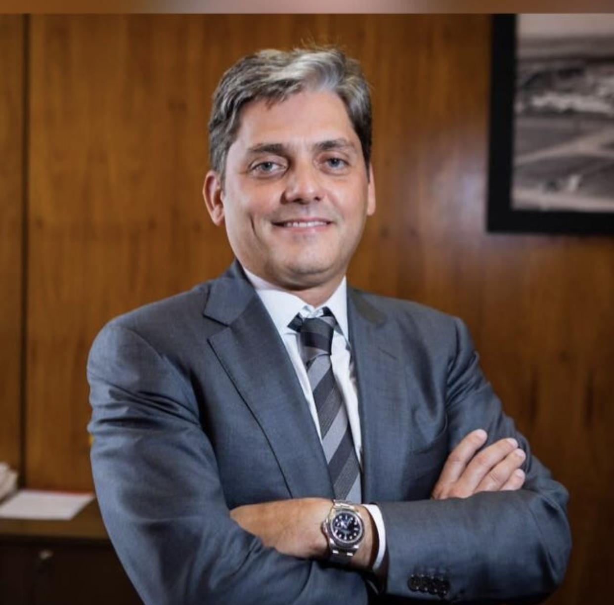 """Everardo Gueiros: """"Pandemia atingiu muito os advogados"""" - CB Poder"""