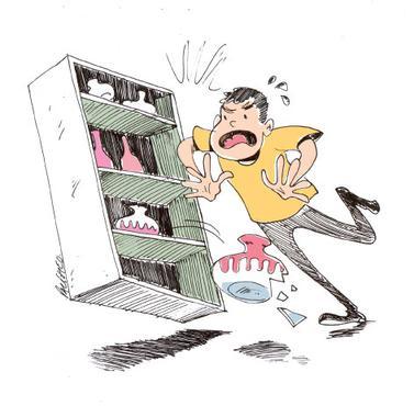 As lojas devem oferecer ambiente que impeça risco e acidente aos clientes