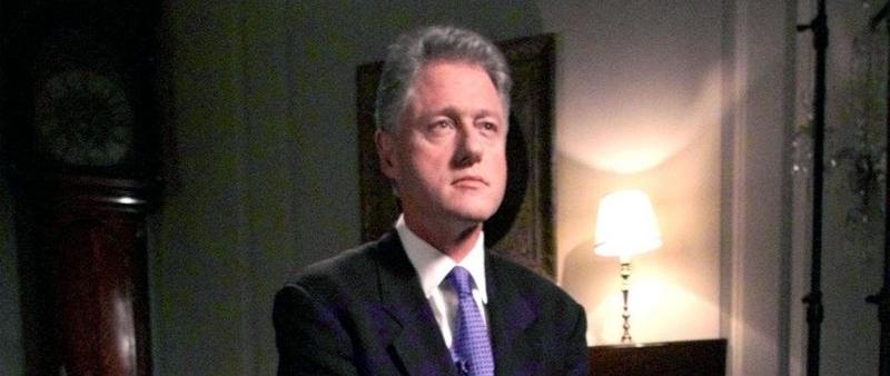 Bil Clinton em 1988