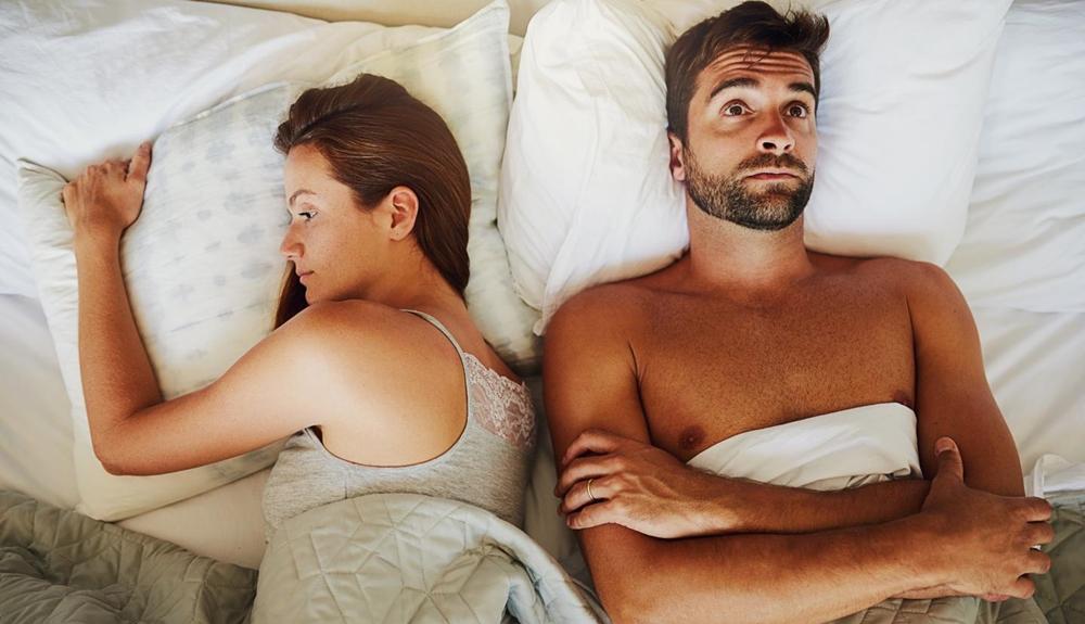 Triste depois do sexo, disfunção erétil