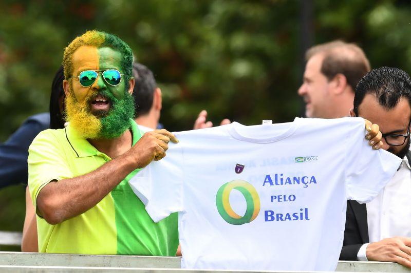 Aliança pelo Brasil, novo partido de Bolsonaro