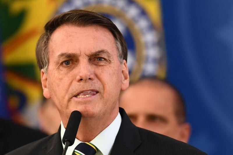 Bolsonaro e PF