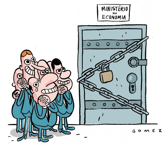 Centrão de olho no Ministério da Economia de Paulo Guedes