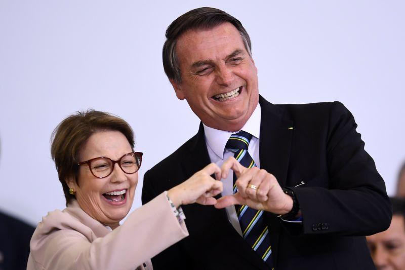 Tereza Cristina Bolsonaro