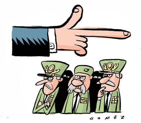 Militares Bolsonaro