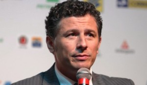 Ex-deputado, Ricardo Gomyde concorreu à presidência da Federação Paranaense em 2015