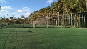 Escolinha em Vicente Pires tem quatro campos de futebol