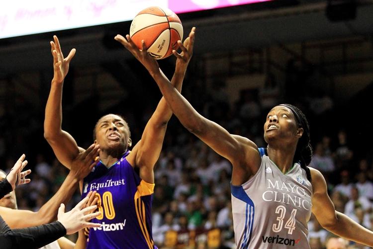 WNBA-Minnesota-Lynx-Los-Angeles-Sparks