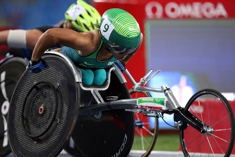 Aline Rocha Paralimpíadas
